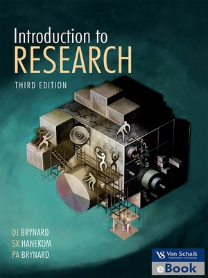 cover image of Introduction to Research