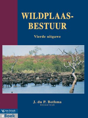 cover image of Wildplaasbestuur