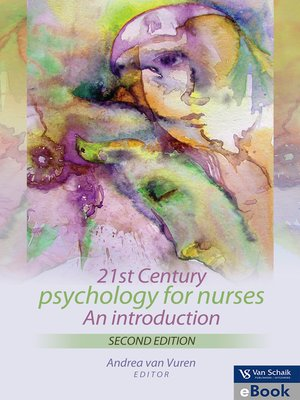 cover image of 21st Century Psyschology for Nurses