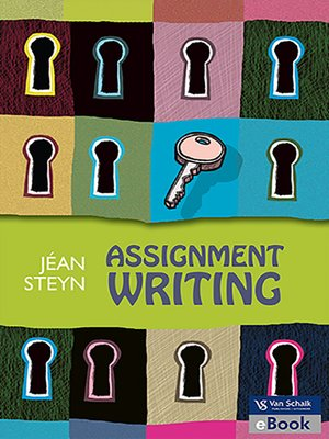 cover image of Assignment Writing