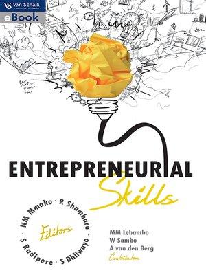 cover image of Entrepreneurship Skills