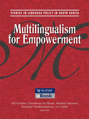 cover image of Multilingualism for Empowerment