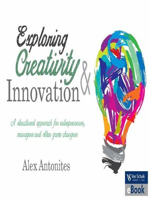 cover image of Exploring Creativity and Innovation
