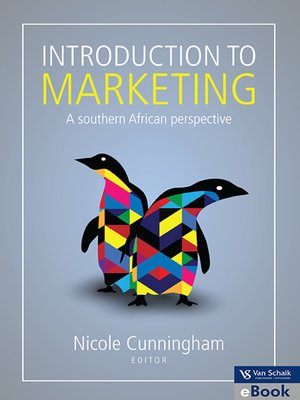 cover image of Introduction to Marketing