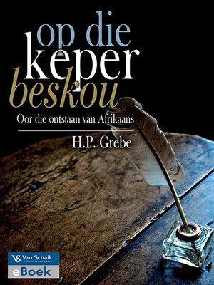 cover image of Op Die Keper Beskou