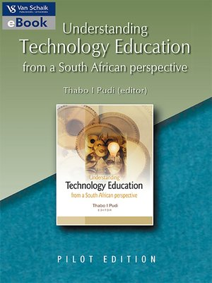 cover image of Understanding Technology Education From a South African Perspective