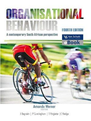 cover image of Organisational Behaviour