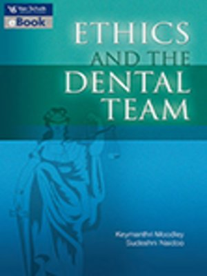 cover image of Ethics and the Dental Team
