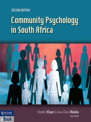 cover image of Community Psychology In South Africa