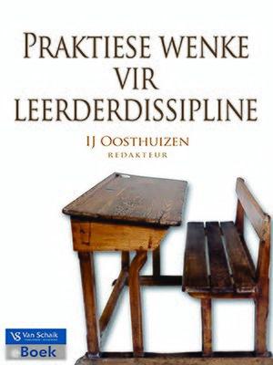 cover image of Praktiese Wenke Vir Leerderdissipline