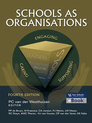 cover image of Schools as Organisations