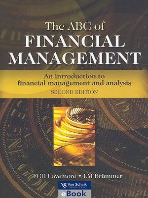cover image of The Abc of Financial Management