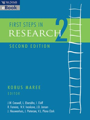 cover image of First Steps In Research
