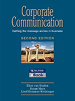 cover image of Corporate Communication