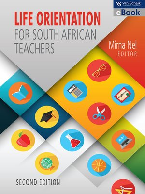 cover image of Life Orientation For South African Teachers