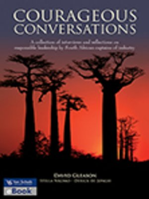 cover image of Courageous Conversations