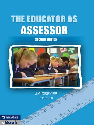 cover image of The Educator as Assessor