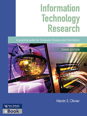 cover image of Information Technology Research