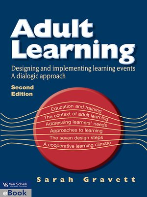 cover image of Adult Learning