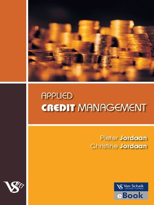 cover image of Applied Credit Management