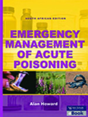 cover image of Emergency Management of Acute Poisoning