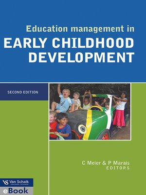 Education Management In Early Childhood Development By C Meier