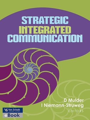 cover image of Strategic Integrated Communication