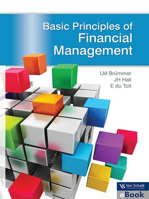 cover image of Basic Princples of Financial Management