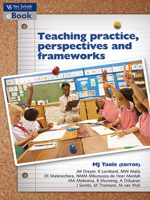 cover image of Teaching Practice Perspectives and Frameworks