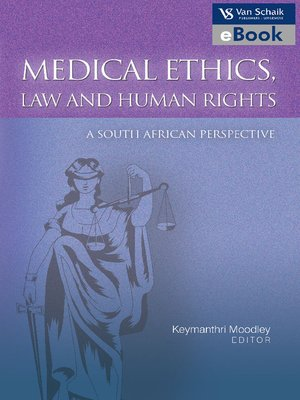 cover image of Medical Ethics, Law and Human Rights
