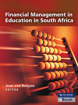 cover image of Financial Management In Education In South Africa