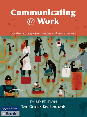 cover image of Communicating at Work