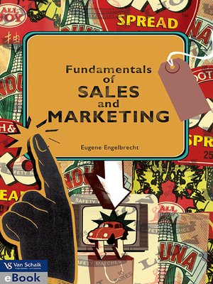 cover image of Fundamentals of Sales and Marketing