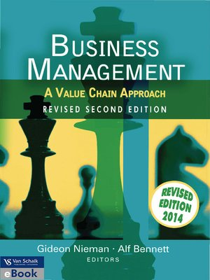 cover image of Business Management