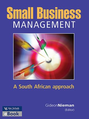 cover image of Small Business Management