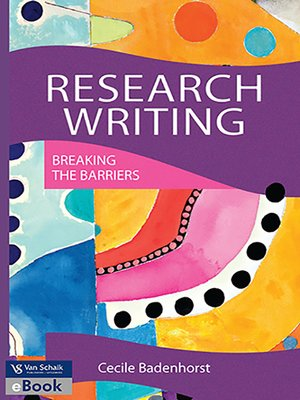 cover image of Research Writing