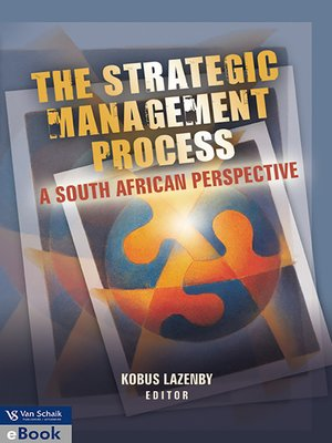 cover image of The Strategic Management Process