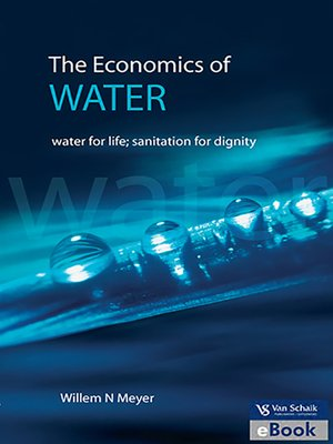 cover image of The Economics of Water