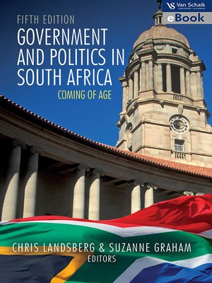 cover image of Government and Politics in the South Africa