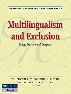 cover image of Multilingualism and Exclusion