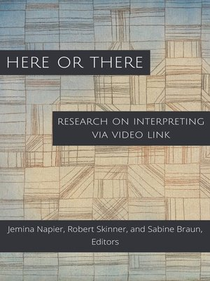 cover image of Here or There