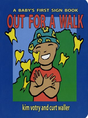 cover image of Out for a Walk