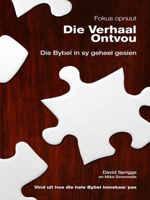 cover image of Die Verhaal Ontvou