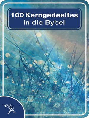 cover image of 100 Essential Bible Passages - Afrikaans