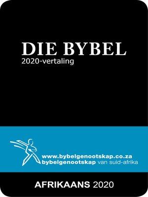 cover image of Die Bybel 2020-Vertaling