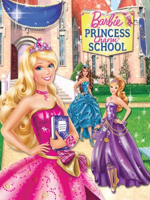 cover image of Princess Charm School
