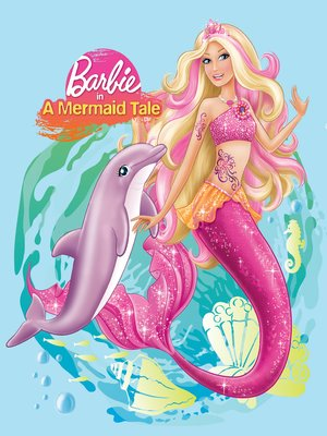 cover image of Barbie in a Mermaid Tale