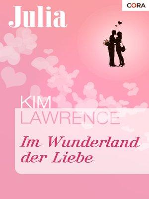 cover image of Im Wunderland der Liebe