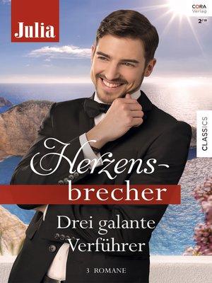 cover image of Julia Herzensbrecher Band 4
