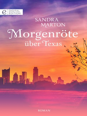 cover image of Morgenröte über Texas